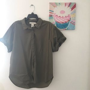 H&M LABEL OF GRADED GOODS BUTTON DOWN SHIRT 14